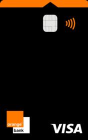 carte visa classique orange bank