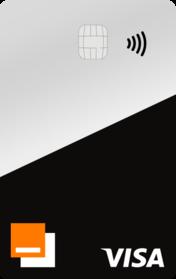 carte visa premium orange bank