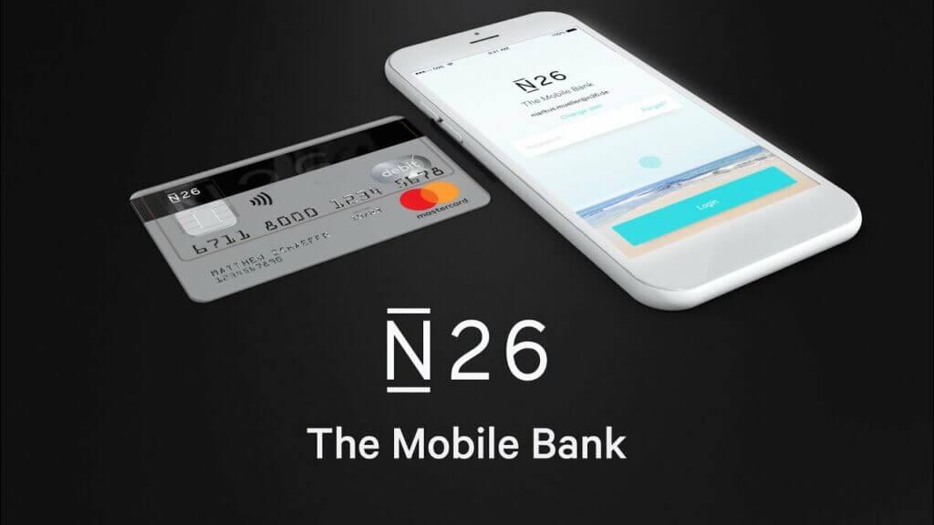 N26 neobanque